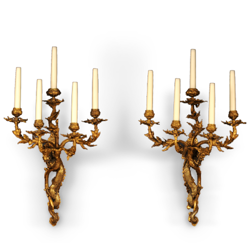 Lightings > Appliques, sconces Menu
