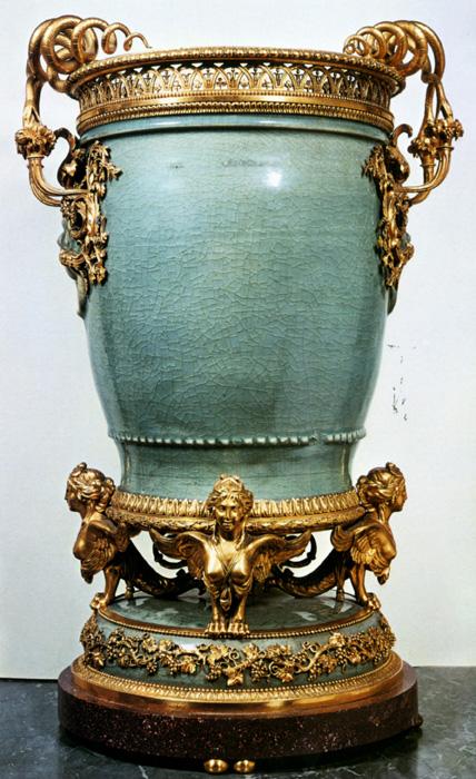 Gilt Bronze