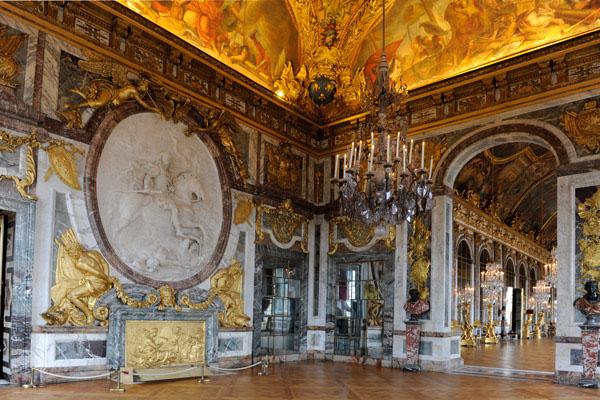 Versailles palace for Salon de versailles
