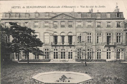 H 244 Tel De Beauharnais