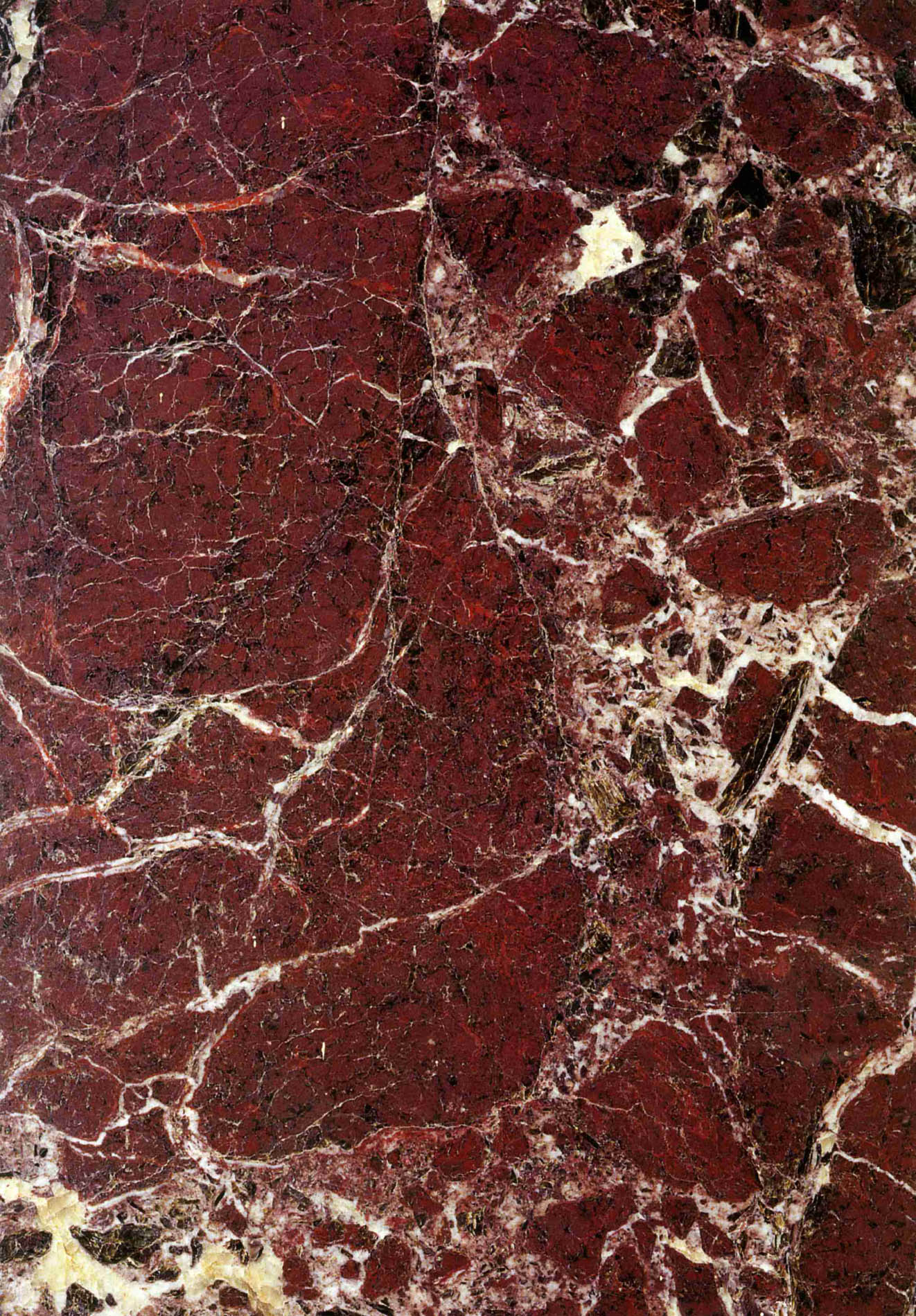 Red Marble Top : Red levanto
