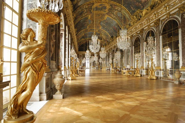 versailles parquet floor. Black Bedroom Furniture Sets. Home Design Ideas