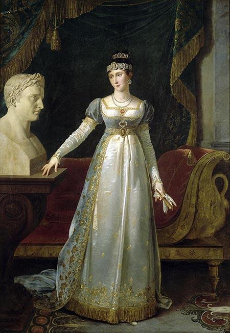 Pauline Borghese Bonaparte (1780 - 1825)