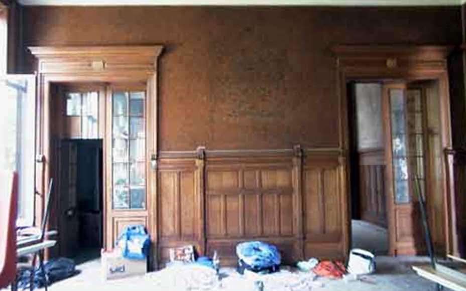Oak Paneled Rooms : Oak panelled room paneled rooms