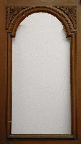 Double door, 19th century. -1