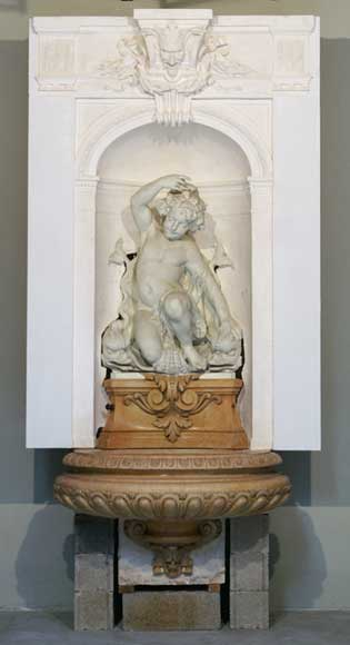 Alcove fountain - Reference 0771