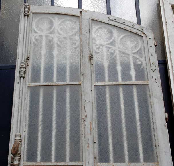 Large Wooden And Wrought Iron Main Door Doors