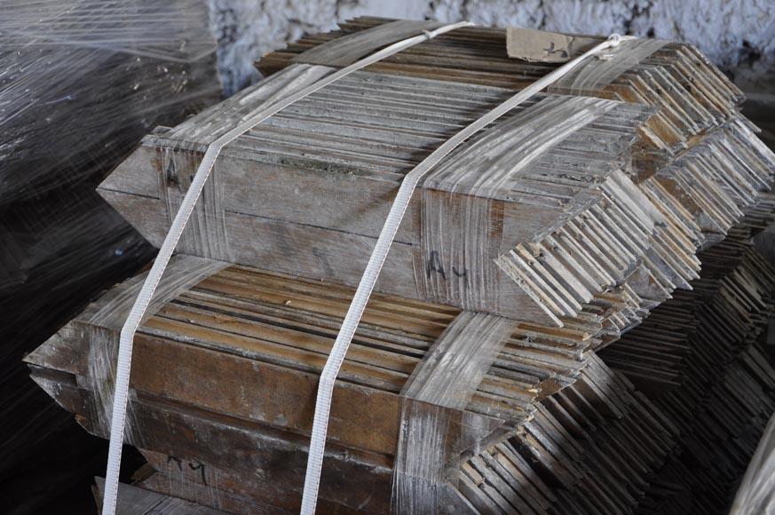 oak herringbone parquet flooring 19th century floors. Black Bedroom Furniture Sets. Home Design Ideas