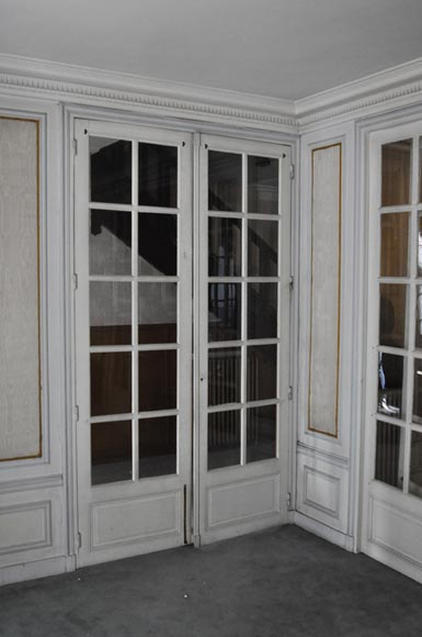 Set of four double doors, 1930's-0