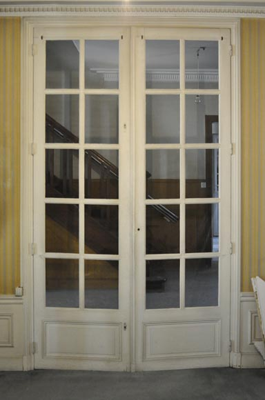 Set of four double doors, 1930's-3