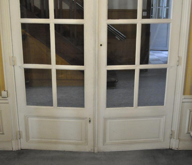 Set of four double doors, 1930's-5