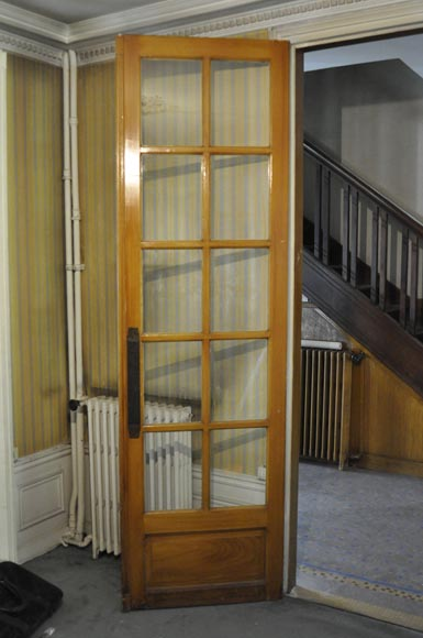Set of four double doors, 1930's-7