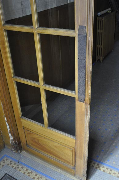 Set of four double doors, 1930's-9