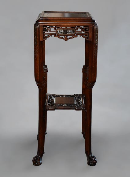 Gabriel VIARDOT (1830-1906)- Small Japanese square harness-1