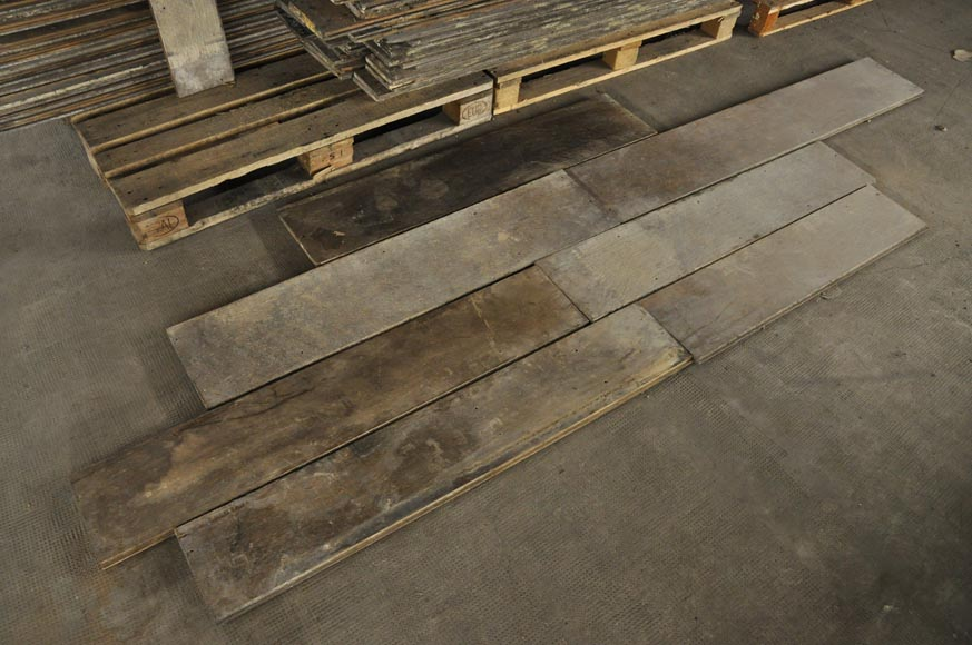 Rare antique straight and wide parquet-2