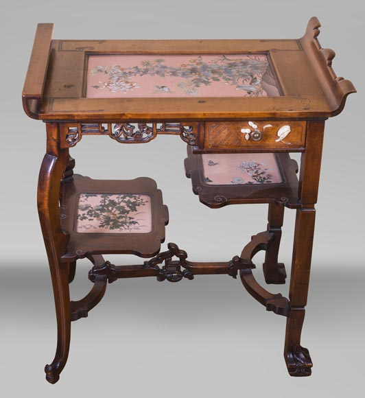 Small serving table in the taste of Gabriel Viardot-0