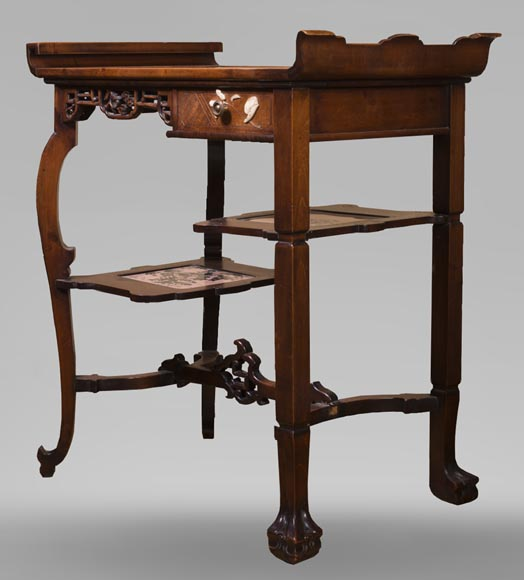 Small serving table in the taste of Gabriel Viardot-2