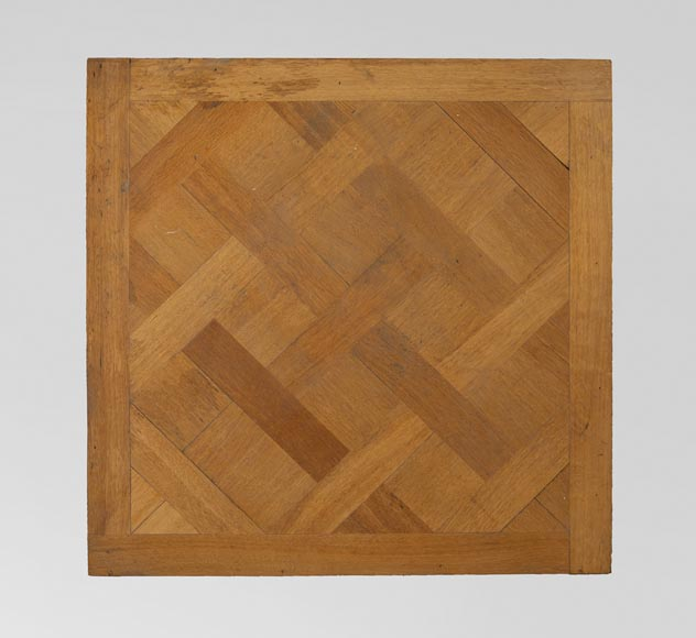 Set of 20th century Versailles oak parquet flooring-0