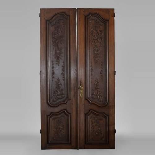 maison propriété120 mm x 70 mm Veuillez Verrouiller la porte merci signerjardin
