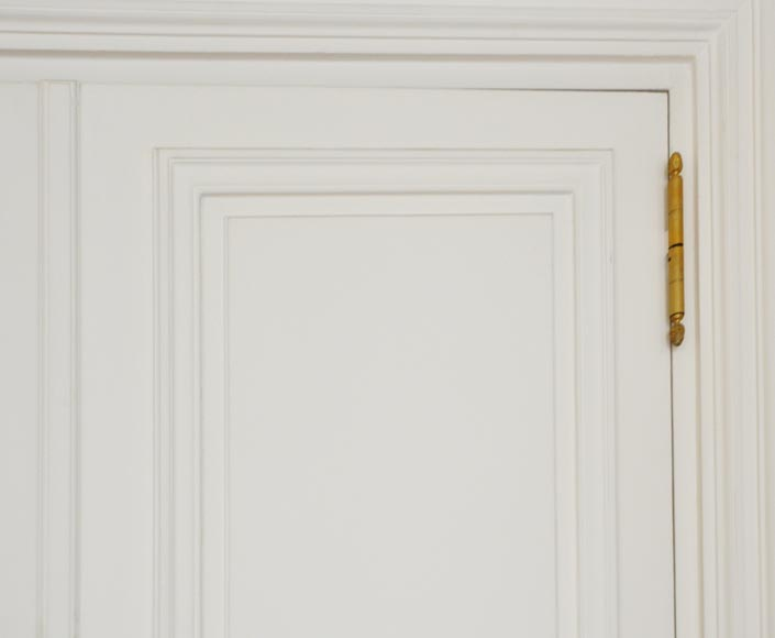 Suite of four Louis XVI style double doors-1