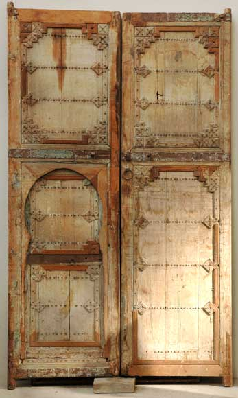 Hispanic-moorish door - Reference 1378