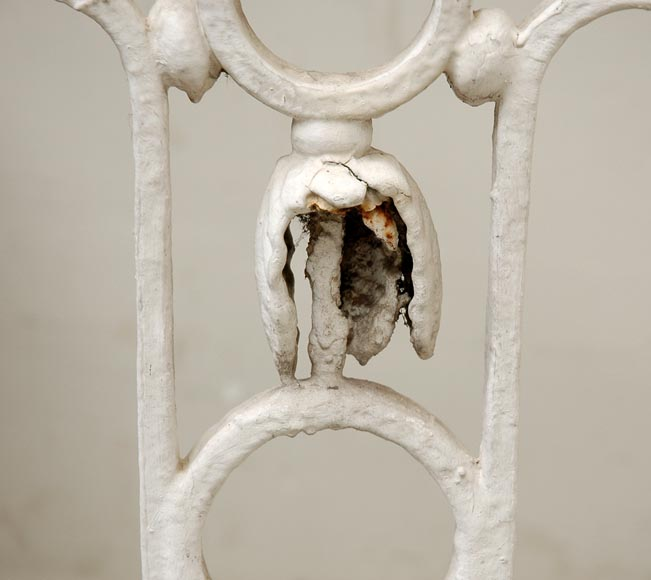 Antique Louis XVI balcony from the 18th century -6
