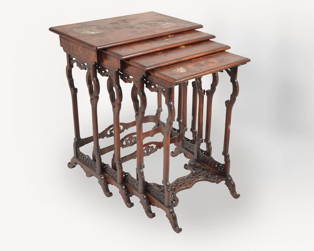 Gabriel VIARDOT, Pull-out tables-1
