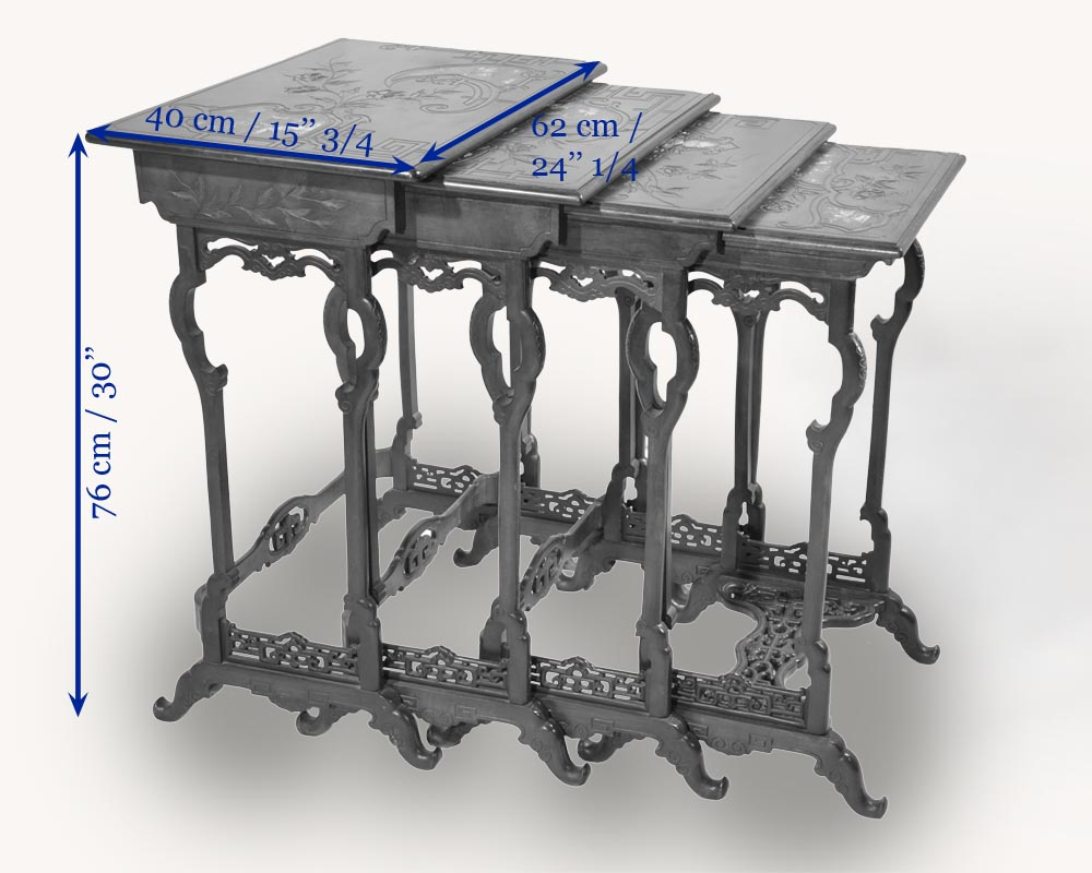 Gabriel VIARDOT, Pull-out tables-7