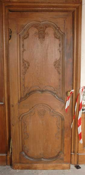 Oak Paneled Rooms : Oak paneled room from the beginning of th century
