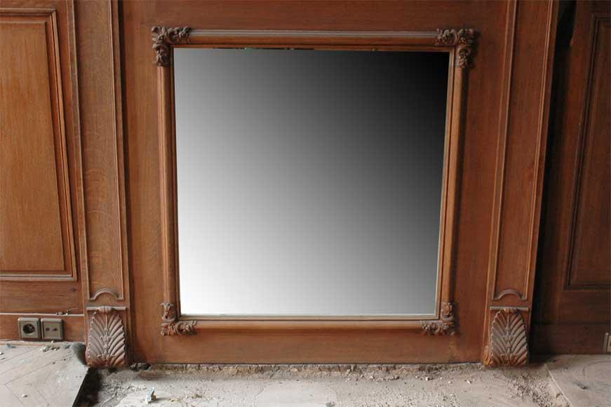 Oak Paneled Rooms : Louis xv style oak panelled room paneled rooms