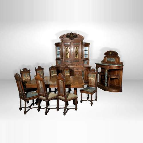 Antique Dining Room Sets Off 60, Antique Dining Room Table