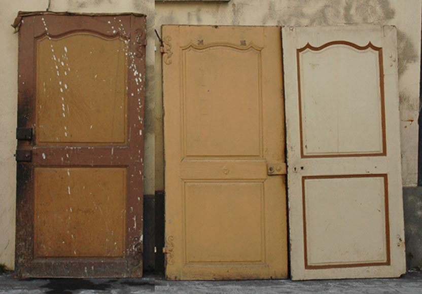 Set of three antique doors - Reference 1981