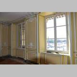 Very beautiful antique Louis XVI style paneled room coming from the Hotel de Crillon, Paris