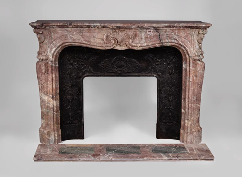 Fireplace Mantels - Marble