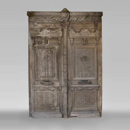 Architectural Exterior Doors