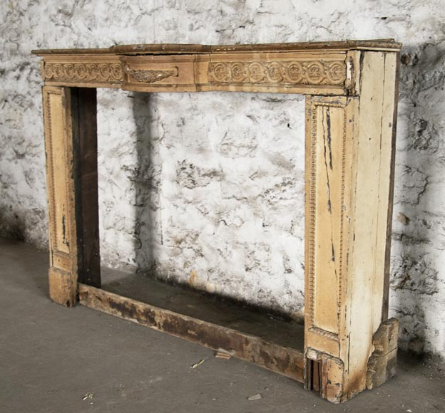 Set of Louis XVI period woodwork elements-6