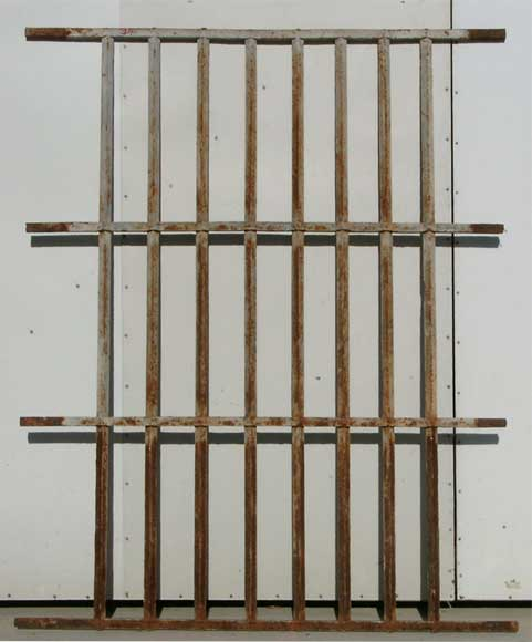 Protective grille from castle in Laon - Reference 9005