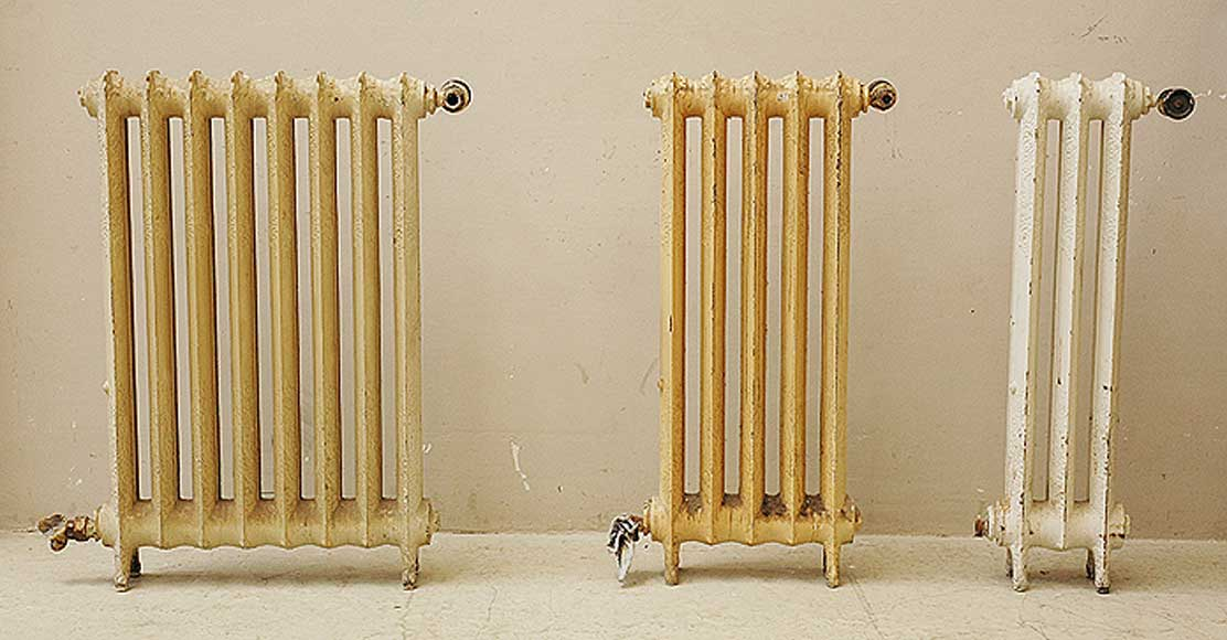 Cast iron radiators - Reference 9170