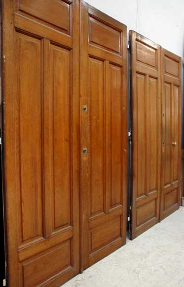 Pair of 1930's doors-5