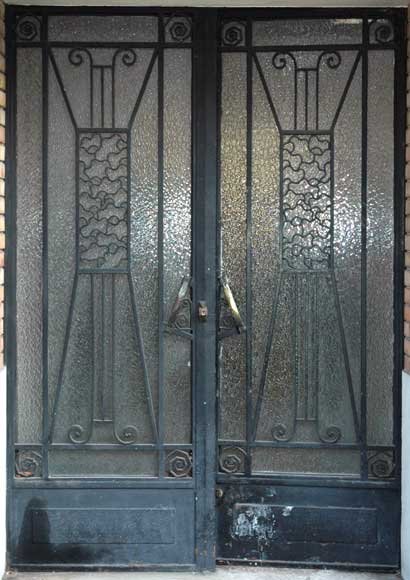 Art Deco doors - Reference 9315