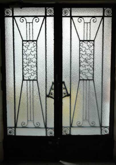 Art Deco doors-8