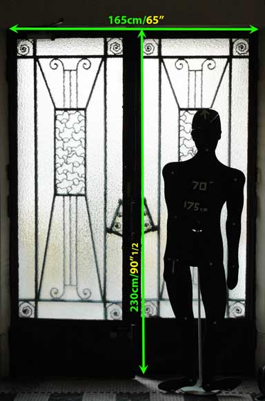 Art Deco doors-9