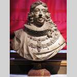 Four busts of Kings of France, former Beistegui collection