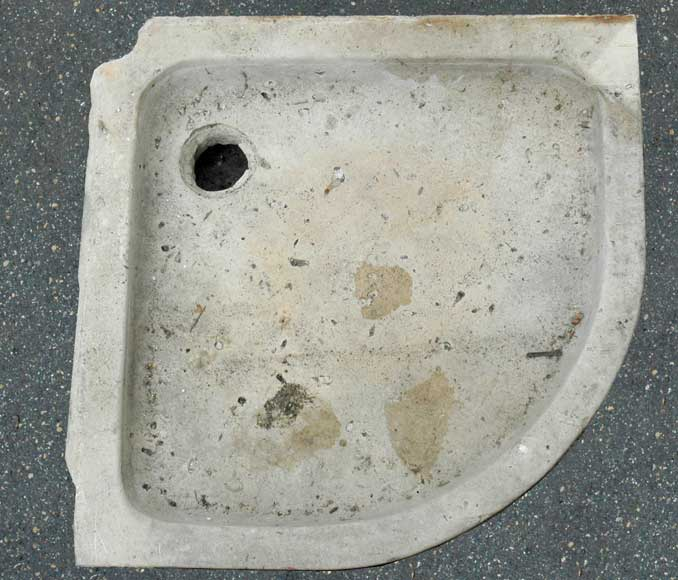 Corner stone sink - Reference 9568