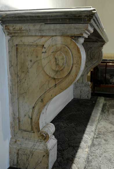 Marble Console table-1