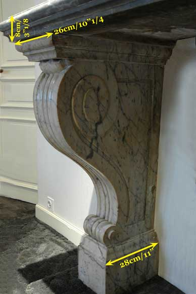 Marble Console table-3