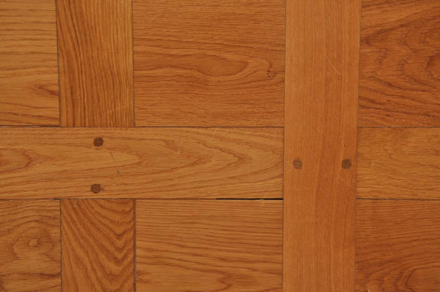 Chantilly pannels parquet floor floors for Parquet chantilly