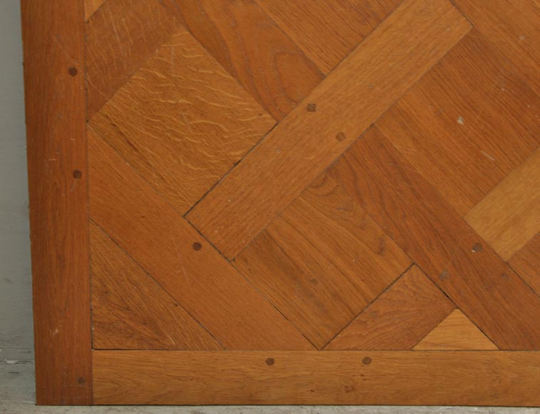 Versailles parquet floor fully pegged-4
